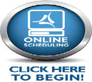 Online carpet cleaning sheduling