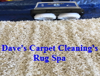 picture of our area rug cleaning